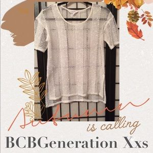 BCBG T-Sirth for girl XXS